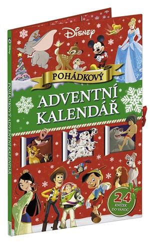 Disney Pohádkový adventní kalendář