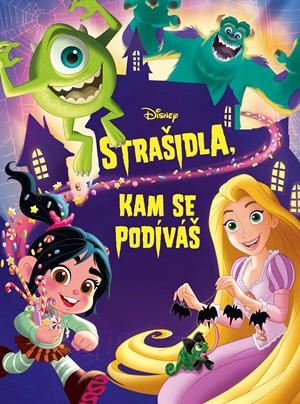 Disney - Strašidla, kam se podíváš