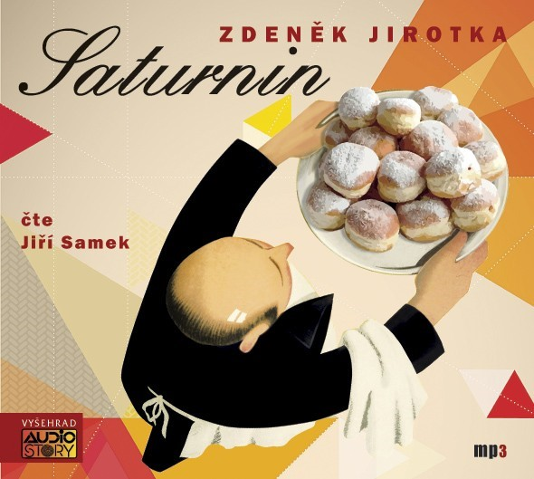 Saturnin (audiokniha)   Zdeněk Jirotka