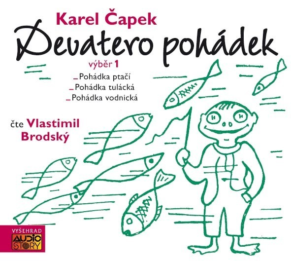 Devatero pohádek (audiokniha pro děti) | Karel Čapek