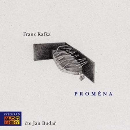 Proměna  (Franz Kafka) 2CD