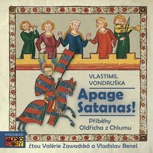 Apage Satanas! (audiokniha) | Vlastimil Vondruška