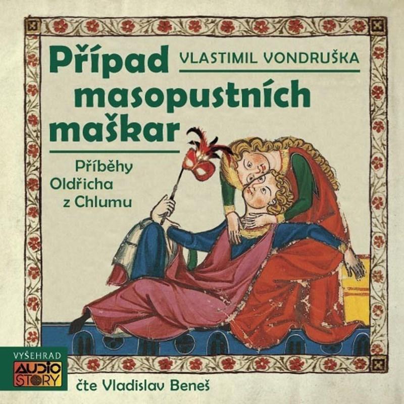PŘÍPAD MASUPUSTNÍCH MAŠKAR CD