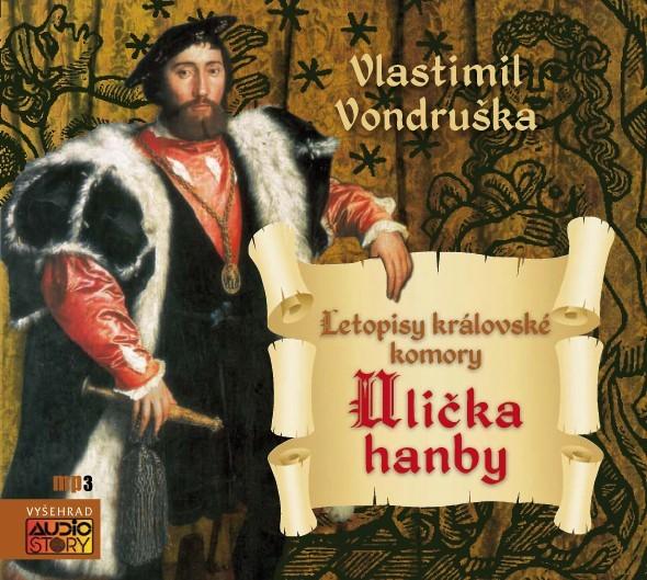 ULIČKA HANBY CD