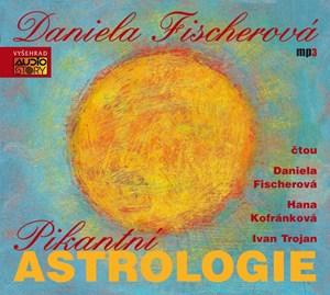 Pikantní astrologie (audiokniha)   Daniela Fischerová
