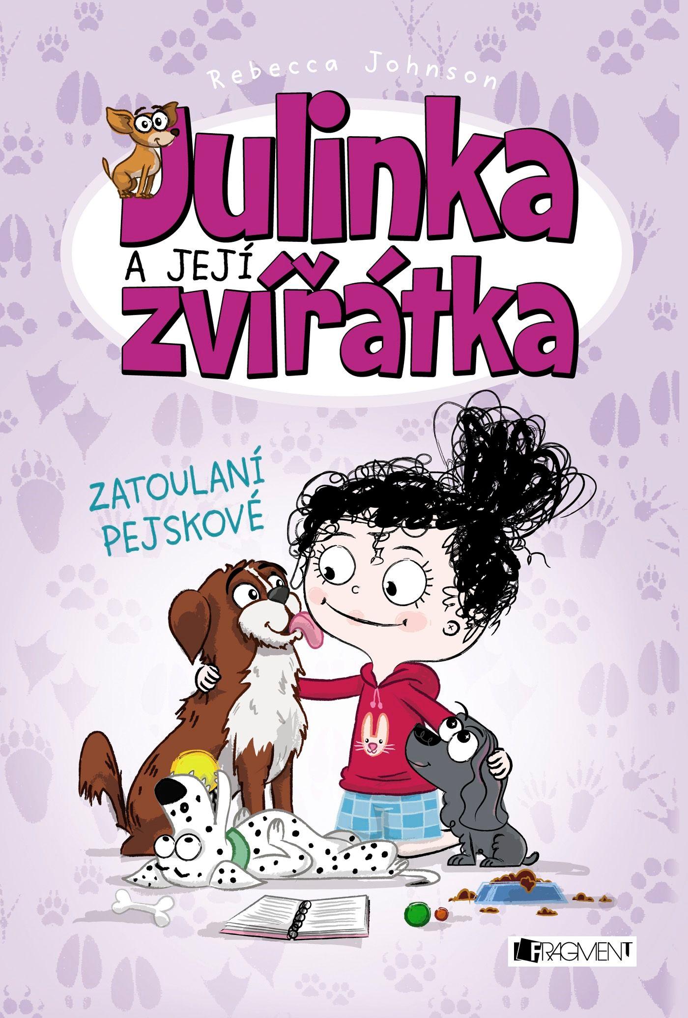 Julinka a její zvířátka – Zatoulaní pejskové