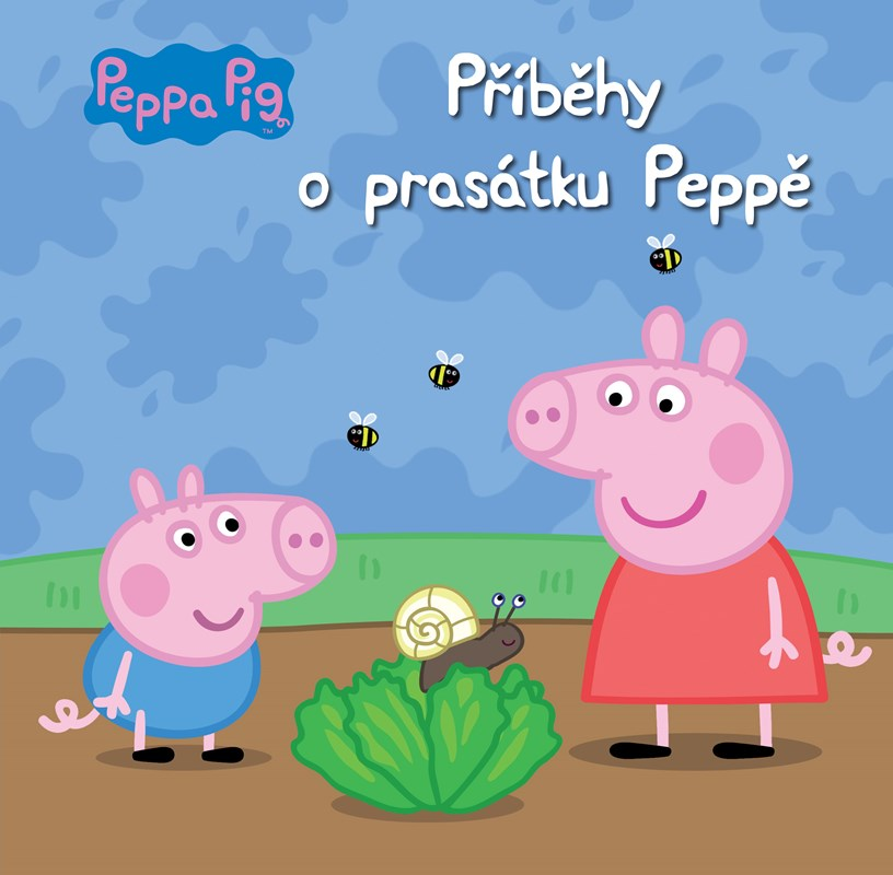 PEPPA PIG PŘÍBĚHY O PRASÁTKU PEPPĚ