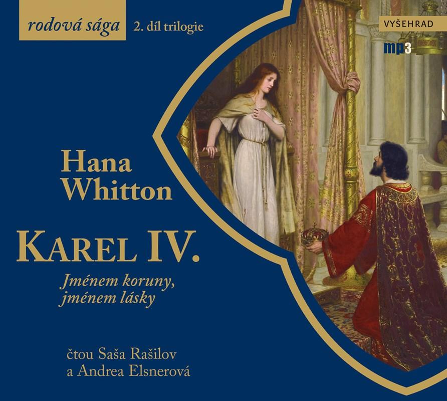 KAREL IV. (AUDIOKNIHA)