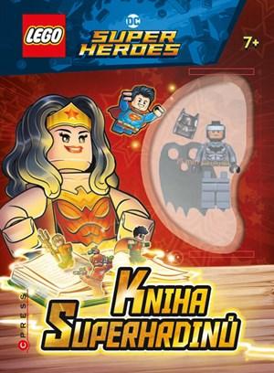 LEGO®DC Super Heroes: Kniha superhrdinů