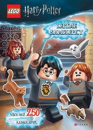 LEGO® Harry Potter™ Lepíme samolepky