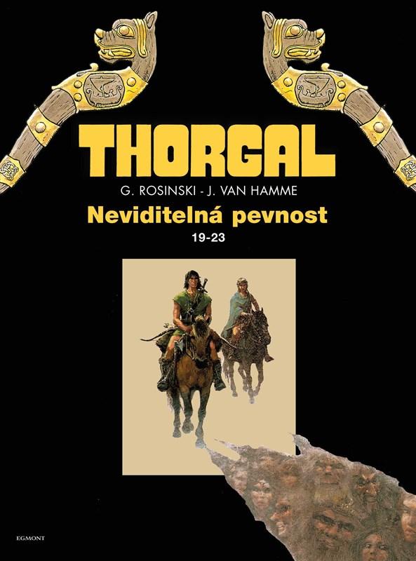 THORGAL - NEVIDITELNÁ PEVNOST OMNIBUS