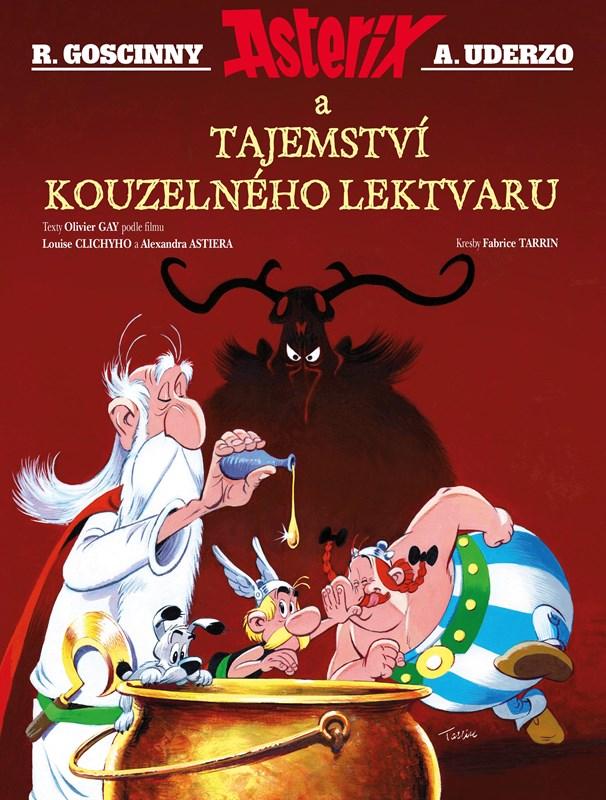 ASTERIX - TAJEMSTVÍ KOUZELNÉHO LEKTVARU
