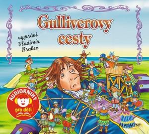 Gulliverovy cesty (audiokniha pro děti)