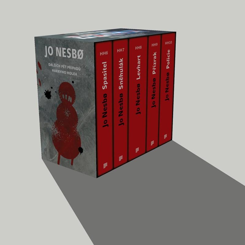 JO NESBO BOX 2 (6.-10. DÍL)