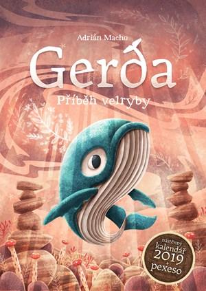 Kalendář Gerda 2019