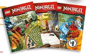 LEGO® NINJAGO® Krabička plná knih