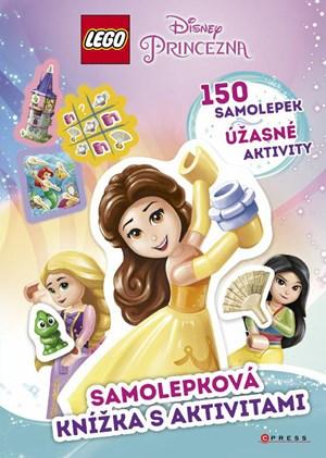LEGO® Disney Princezna™ Samolepková knížka s aktivitami