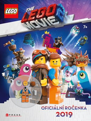 THE LEGO® MOVIE 2™ Oficiální ročenka 2019