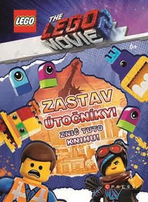 LEGO® MOVIE 2™ Zastav útočníky! Znič tuto knihu!
