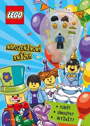 LEGO® ICONIC Narozeninová knížka