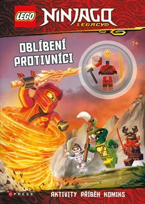 LEGO® NINJAGO® Oblíbení protivníci