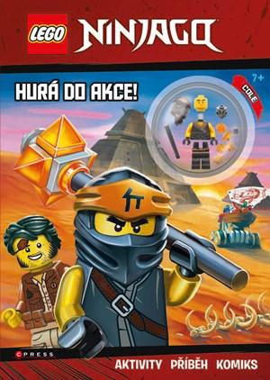 LEGO® Ninjago Hurá do akce!