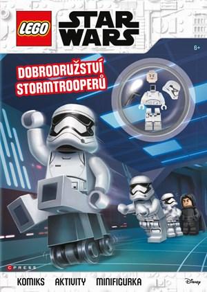 LEGO® Star Wars™ Dobrodružství Stormtrooperů