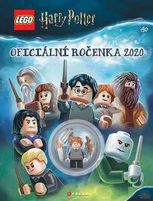 LEGO® Harry Potter Oficiální ročenka 2020