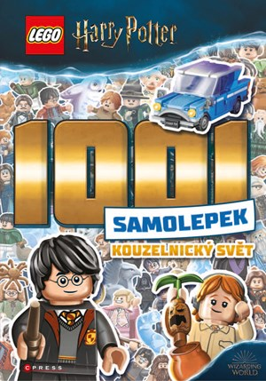 LEGO® Harry Potter™ 1001 samolepek