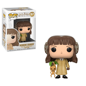 Funko Pop figurka 57 – Harry Potter – HERMIONE GRANGER HERBOLOGY
