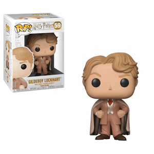 Funko Pop figurka 59 – Harry Potter – GILDEROY LOCKHART