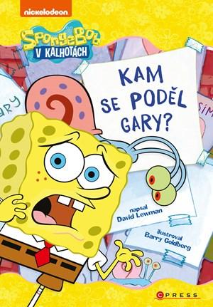 SpongeBob - Kam se poděl Gary?