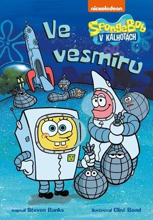 SpongeBob ve vesmíru