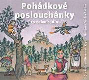 Pohádkové Poslouchánky  (audiokniha pro děti)