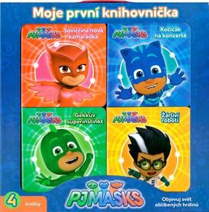 Pyžamasky - Moje první knihovnička