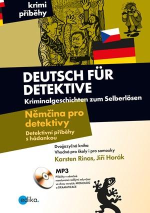 Němčina pro detektivy - Detektivní příběhy s hádankou