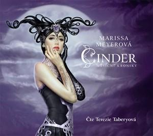 Cinder – Měsíční kroniky (audiokniha)