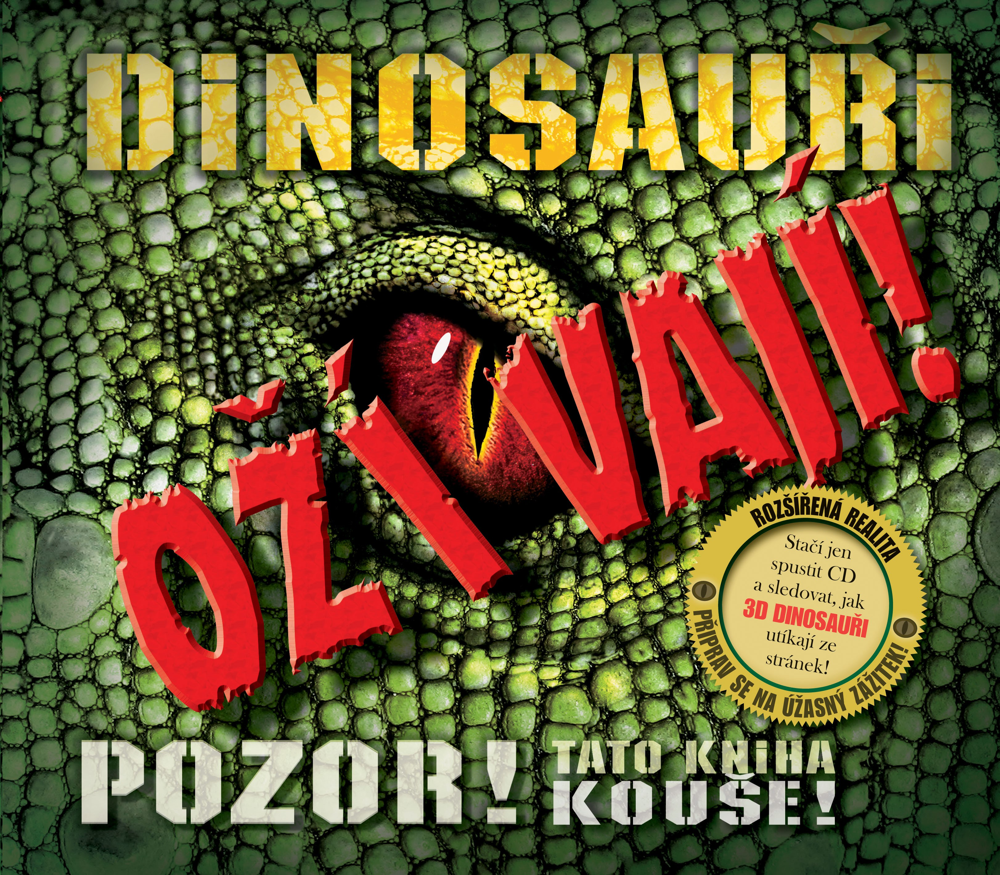 Dinosauři ožívají! 3D | Robert Mash