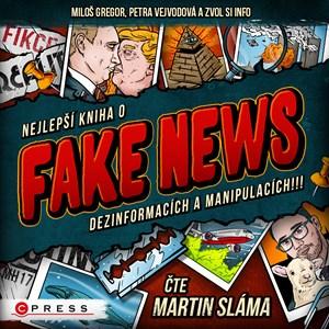 Nejlepší kniha o fake news!!! (audiokniha)