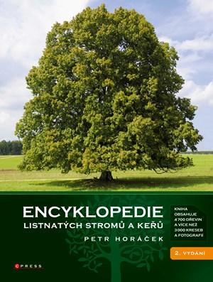 Encyklopedie listnatých stromů a keřů | Petr Horáček