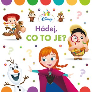 Disney - Hádej, co to je!
