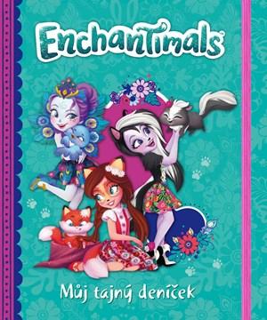 Enchantimals - Můj tajný deníček