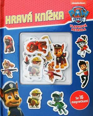 Tlapková patrola - Hravá knížka