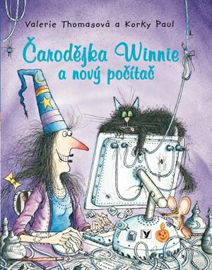 Čarodějka Winnie a nový počítač | Milan Žáček, Valerie Thomasová, Paul Korky