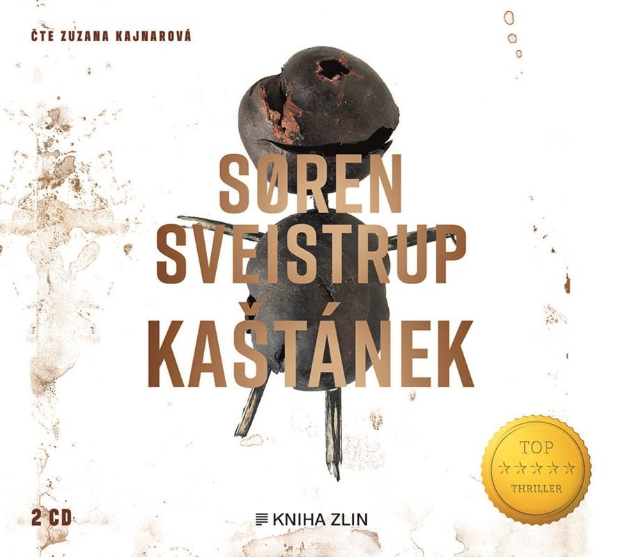 KAŠTÁNEK 2CDMP3 (AUDIOKNIHA)