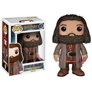 Funko Pop figurka 07 – Harry Potter – RUBEUS HAGRID