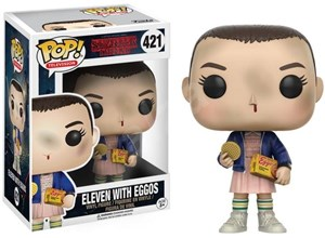 Funko Pop figurka 421 – Stranger Things – ELEVEN WITH EGGOS