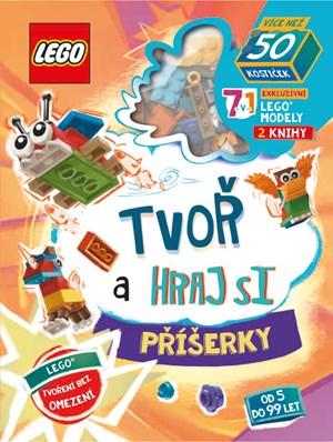 LEGO® Iconic. Tvoř a hraj si: Příšerky