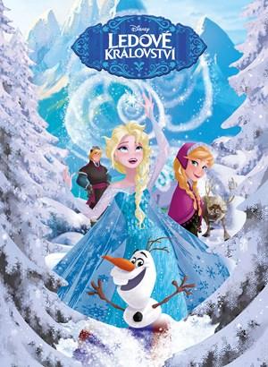 Kouzelné čtení - Ledové království