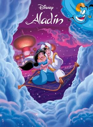 Kouzelné čtení - Aladin